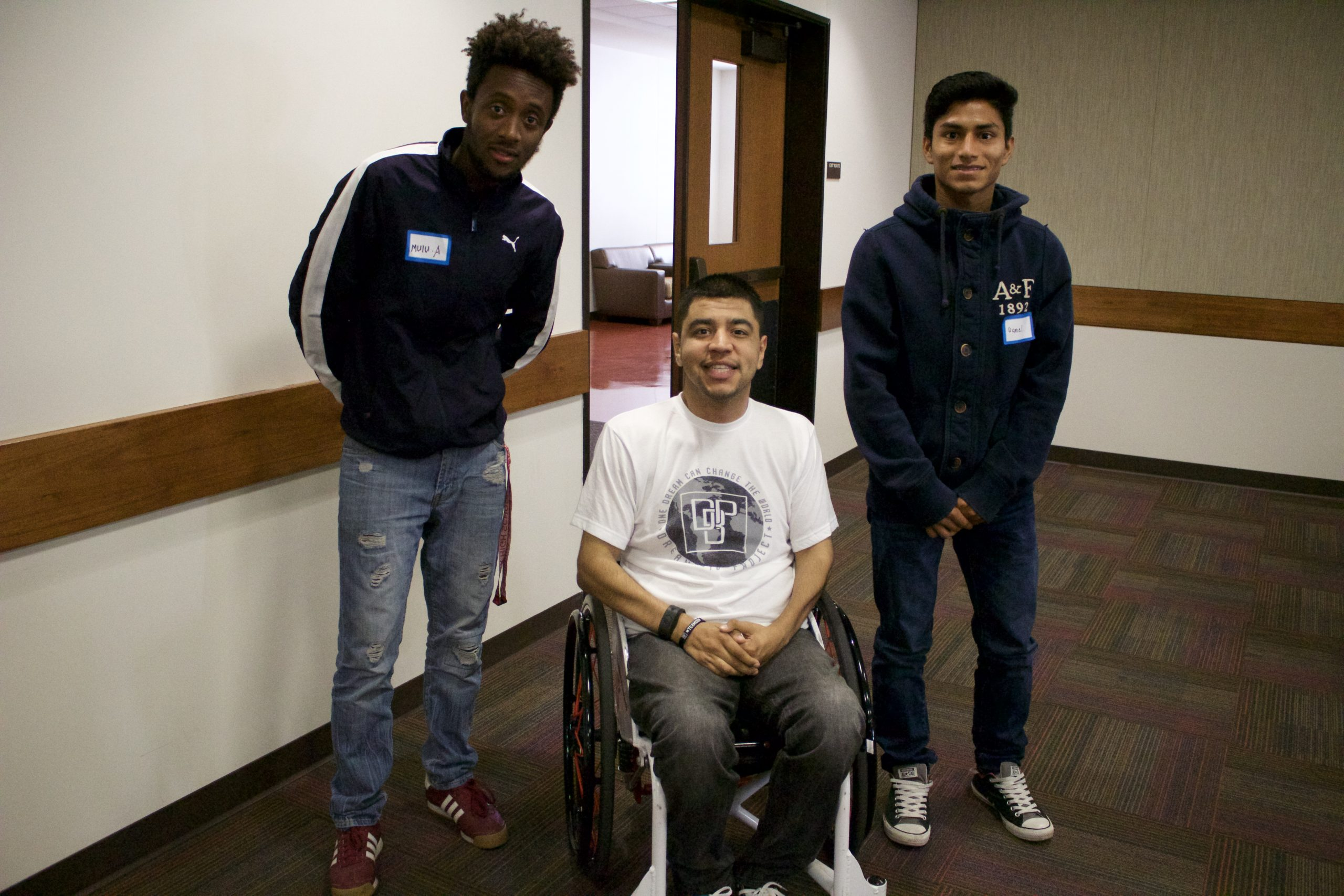 Dream Big Project Visits San Diego State University