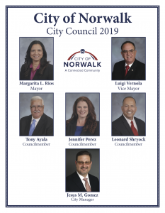 Council Members Collage